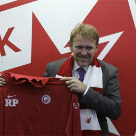 Robert Prosinecki, DT Estrella Roja de Belgrado